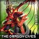 Imagen de the dragon lives