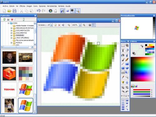 Edición Pixel a Pixel