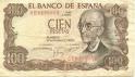 100 Pesetas (Manuel de Falla)