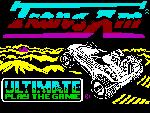 Pantalla de inicio TranzAm original (1983)
