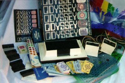 Set Completo Odyssey