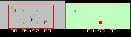 Detalle de juegos de la Fairchild