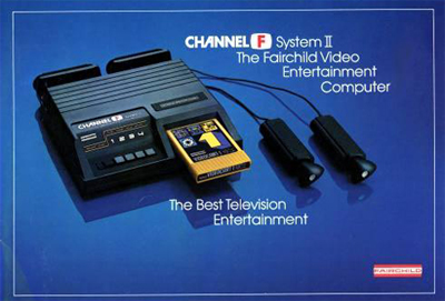 Fairchild Channel F System II