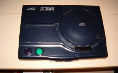JVC X'Eye Mega