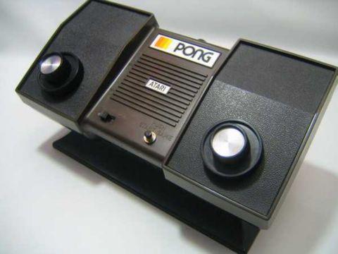 Atari Pong (1972)