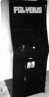 Cabina de la Coin-Op Polybius