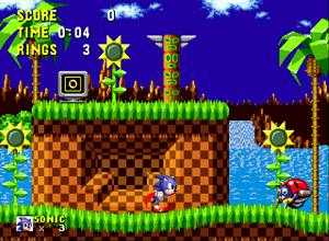 Sonic The Edgehog